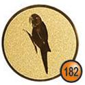 Medaille afslag 182