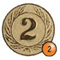 Medaille afslag 2