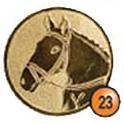 Medaille afslag 23