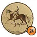 Medaille afslag 24