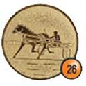 Medaille afslag 26