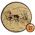 Medaille afslag 27