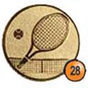 Medaille afslag 28