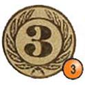 Medaille afslag 3