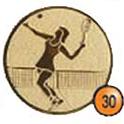 Medaille afslag 30