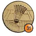 Medaille afslag 31
