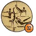 Medaille afslag 32