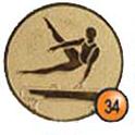 Medaille afslag 34