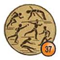 Medaille afslag 37