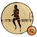 Medaille afslag 42