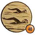 Medaille afslag 48