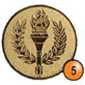 Medaille afslag 5