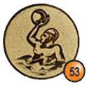 Medaille afslag 53