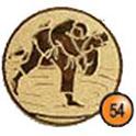 Medaille afslag 54