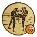 Medaille afslag 55