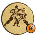 Medaille afslag 56