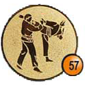 Medaille afslag 57