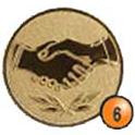 Medaille afslag 6