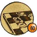 Medaille afslag 60