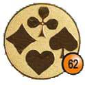 Medaille afslag 62
