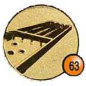 Medaille afslag 63