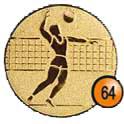 Medaille afslag 64