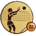 Medaille afslag 65