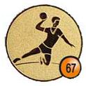 Medaille afslag 67