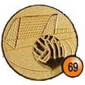 Medaille afslag 69