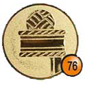 Medaille afslag 76