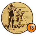 Medaille afslag 78