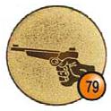 Medaille afslag 79