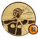 Medaille afslag 82