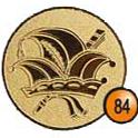 Medaille afslag 84