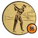 Medaille afslag 86