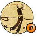 Medaille afslag 87