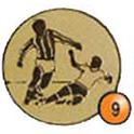 Medaille afslag 9