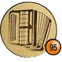 Medaille afslag 95