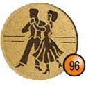 Medaille afslag 96