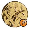 Medaille afslag 97