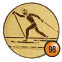 Medaille afslag 98