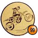 Medaille afslag 99