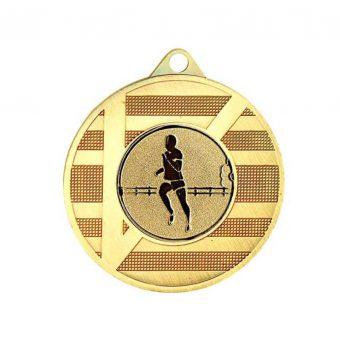 Gouden medaille hardlopen