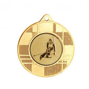 Ski medaille Goud