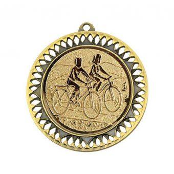 Fiets medaille