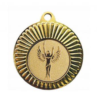 Medaille 92 25 Goud