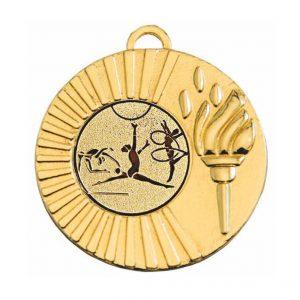 Medaille goud