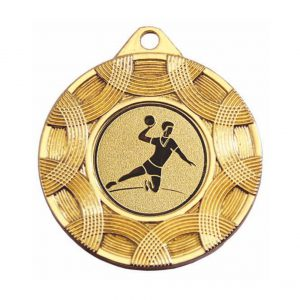 handbal medaille Goud