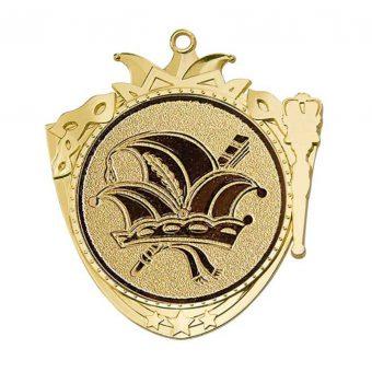 Gouden medaille carnaval