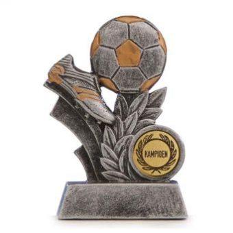 Sportprijs voetbal kampioen